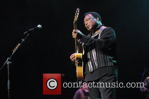 George Benson and Royal Albert Hall 5