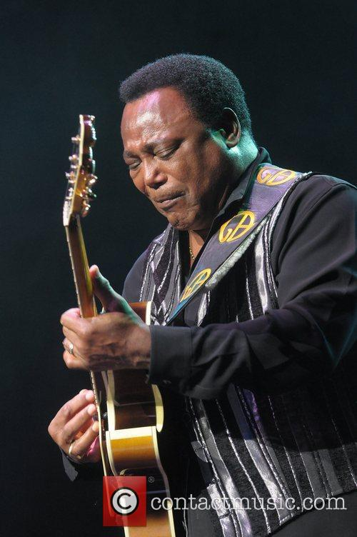 George Benson and Royal Albert Hall 1