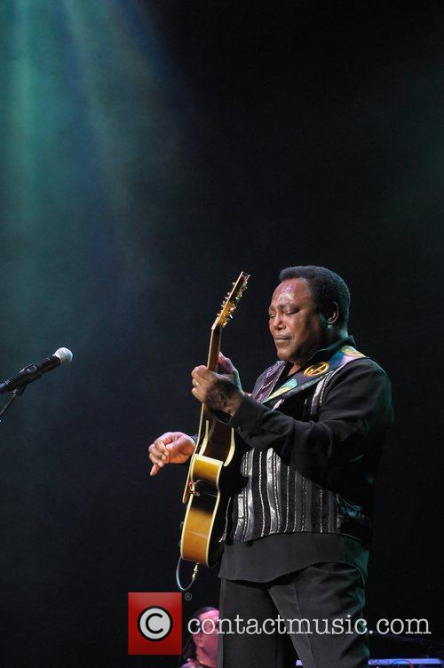 George Benson and Royal Albert Hall 6