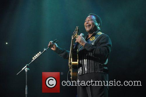 George Benson and Royal Albert Hall 7