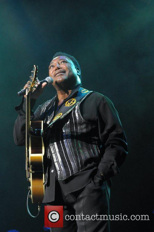 George Benson and Royal Albert Hall 8