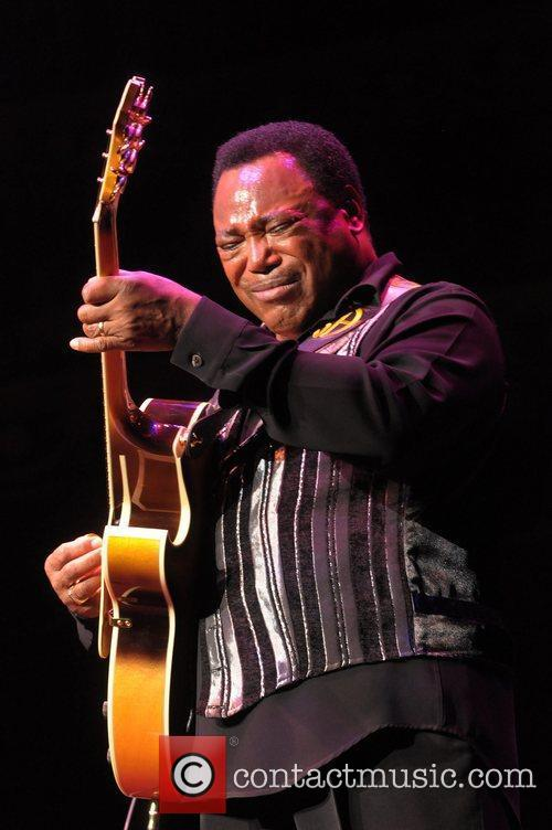 George Benson and Royal Albert Hall 11
