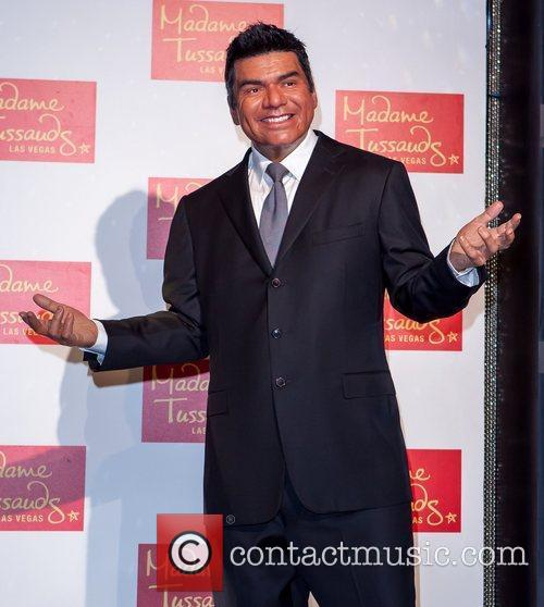 George Lopez  wax figure unveiled in honor...