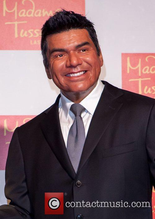 Wax figure unveiled in honor of National Hispanic...