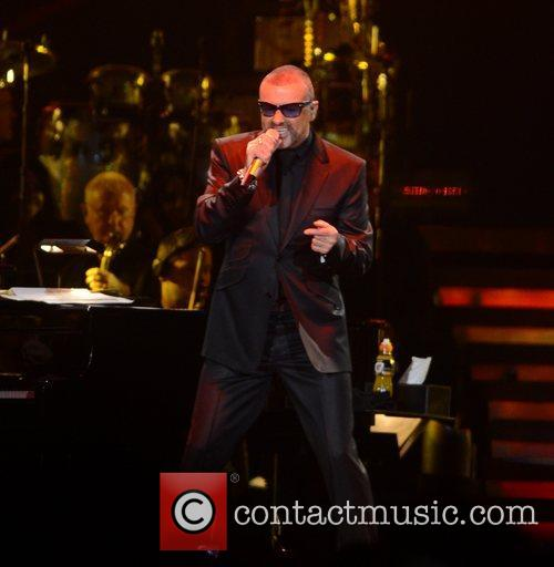 George Michael, Earl's Court, London, England
