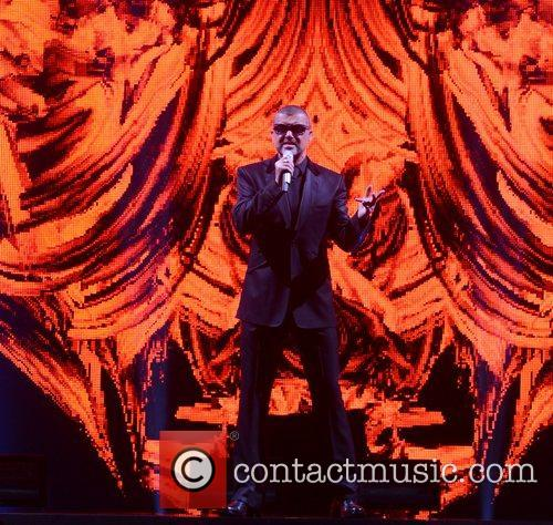 George Michael, Earl's Court, London and England 8