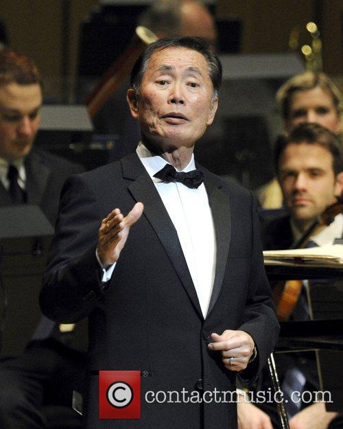 George Takei host of the Toronto Symphony Orchestra's...