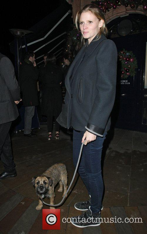 Lara Stone, Bert, Georges and Mayfair 1