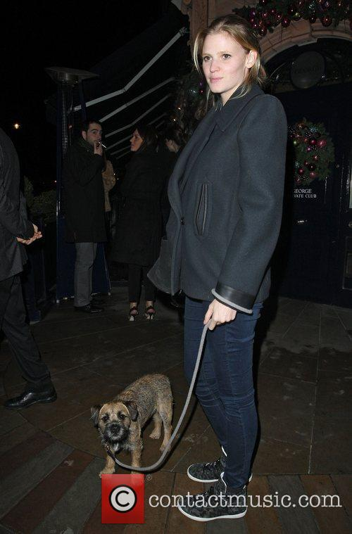 Lara Stone, Bert, Georges and Mayfair 2