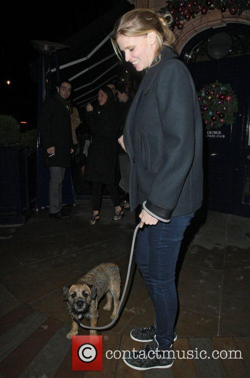 Lara Stone, Bert, Georges and Mayfair 7