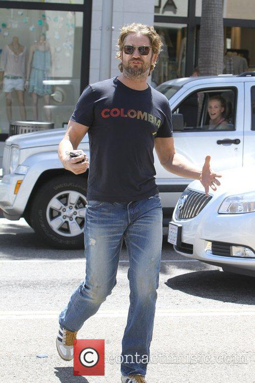 Seen out and about in Beverly Hills