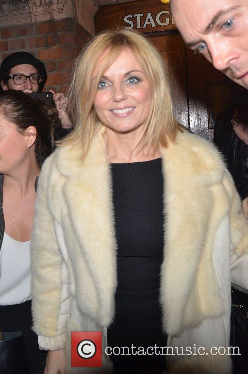 Geri Halliwell and Palace Theatre 2