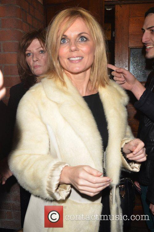 Geri Halliwell and Palace Theatre 4