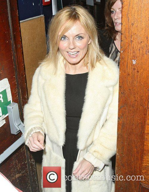 Geri Halliwell and Palace Theatre 6