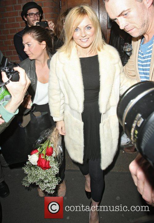 Geri Halliwell and Palace Theatre 5