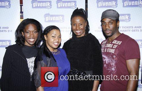 The Givenik.com and 'Gershwins' Porgy And Bess' post-show...