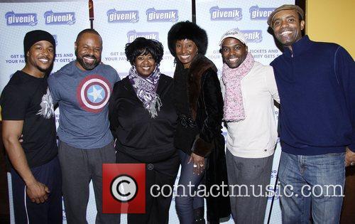 Trevon Davis, Phumzile Sojola, NaTasha Yvette Williams, B....