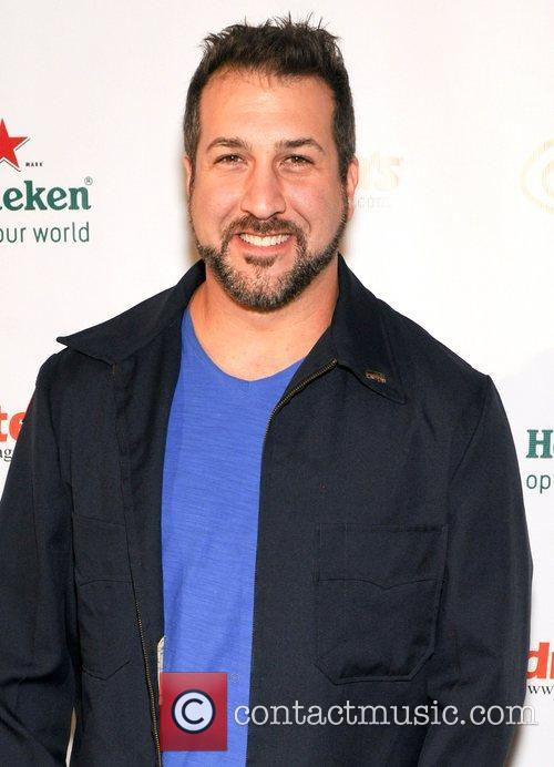 Joey Fatone  The 4th Annual 'Get Lucky...