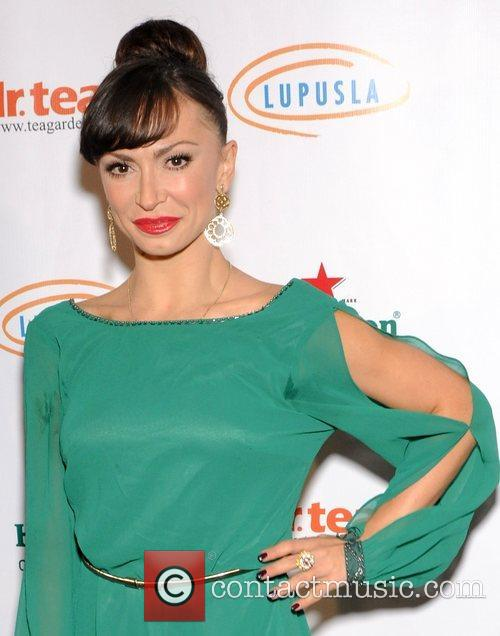 Karina Smirnoff  The 4th Annual 'Get Lucky...