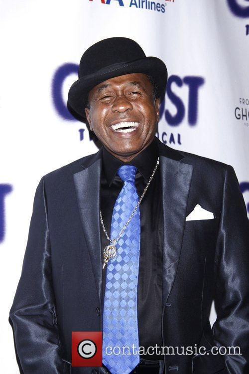 Ben Vereen Broadway opening night of 'Ghost The...