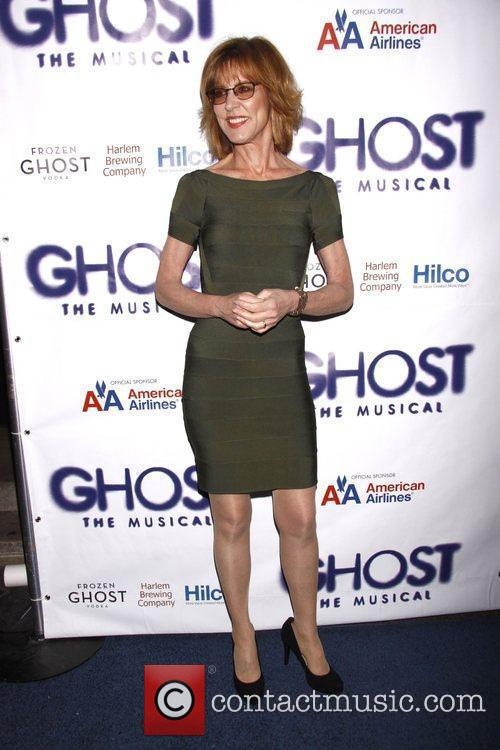 Christine Lahti Broadway opening night of 'Ghost The...