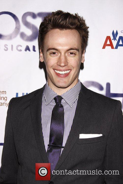 Erich Bergen Broadway opening night of 'Ghost The...
