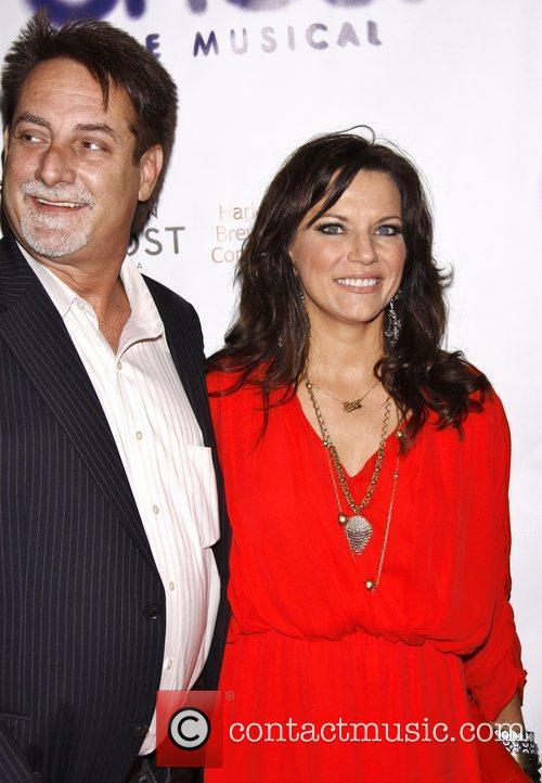 Martina Mcbride and Lunt-fontanne Theatre 4