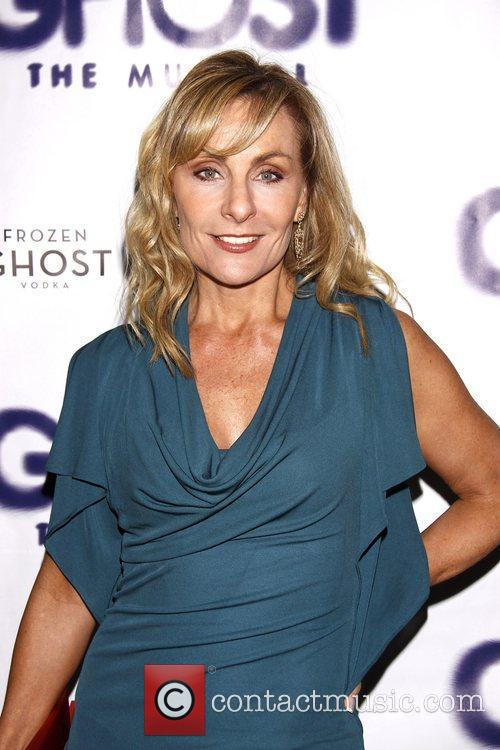 Judy McLane Broadway opening night of 'Ghost The...