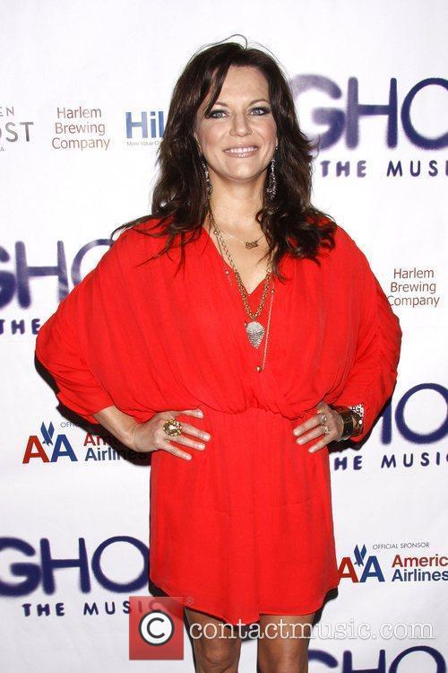 Martina Mcbride and Lunt-fontanne Theatre 6