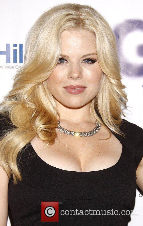 Megan Hilty Broadway opening night of 'Ghost The...