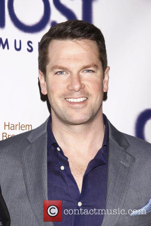 Thomas Roberts Broadway opening night of 'Ghost The...