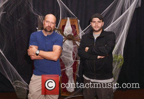 From the hit SyFy TV series 'Ghost Hunters'...