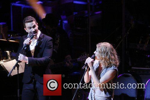 Richard Fleeshman and Caissie Levy  A sneak...