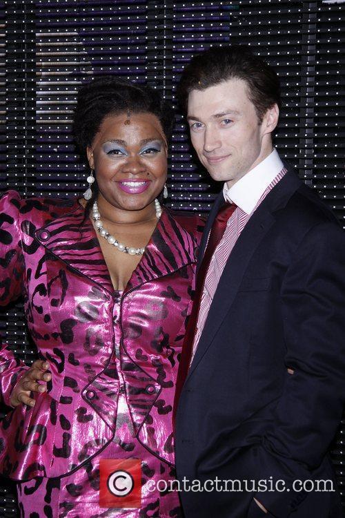 Da'Vine Joy Randolph and Bryce Pinkham  Photo...