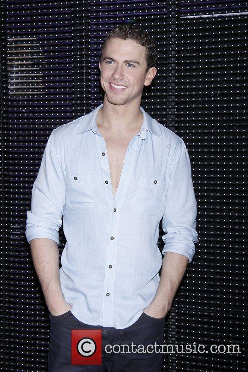 Richard Fleeshman  Photo call after the first...