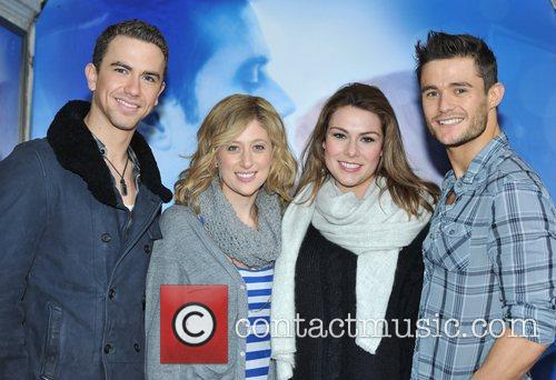 Richard Fleeshman and Mark Evans 8