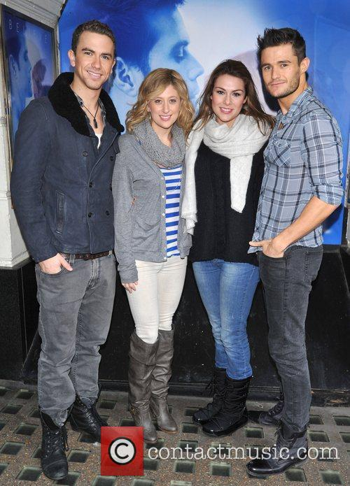 richard fleeshman caissie levy mark evans siobhan 3678349