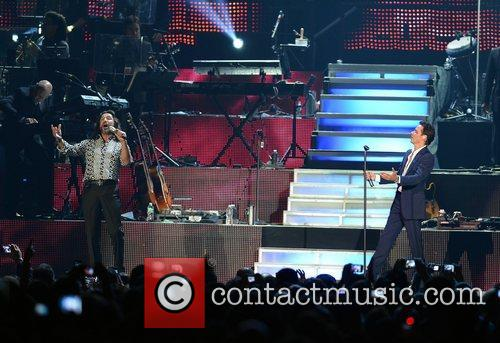 Marco Antonio Solis and Marc Anthony 2