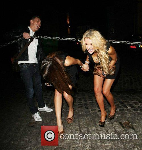 Natasha Giggs and Nicola Mclean 6