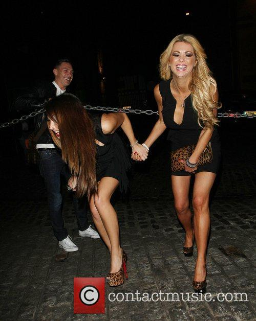 Natasha Giggs and Nicola Mclean 8