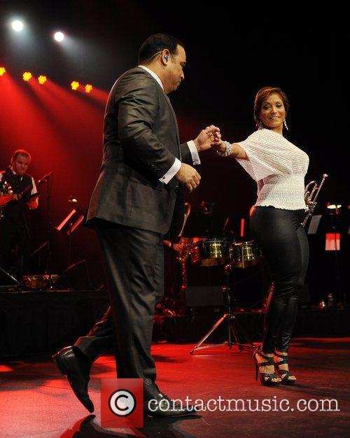 Gilberto Santa Rosa and Hard Rock Hotel And Casino 8