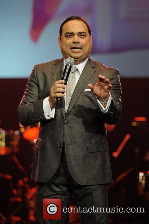Gilberto Santa Rosa and Hard Rock Hotel And Casino 1