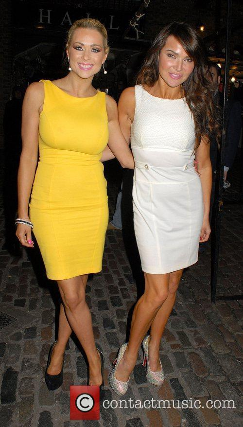 Nicola Mclean and Lizzie Cundy 2