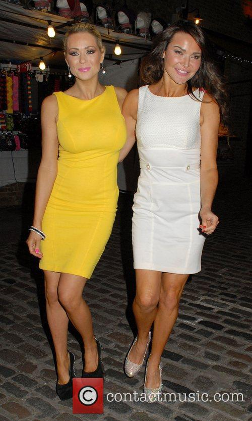 Nicola Mclean and Lizzie Cundy 3