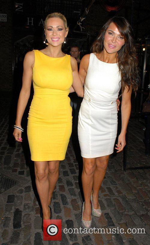 Nicola Mclean and Lizzie Cundy 5