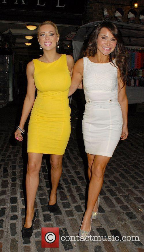 Nicola Mclean and Lizzie Cundy 1