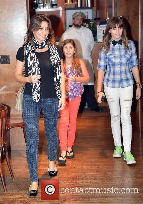Gina Gershon and her nieces  Gina Gershon...