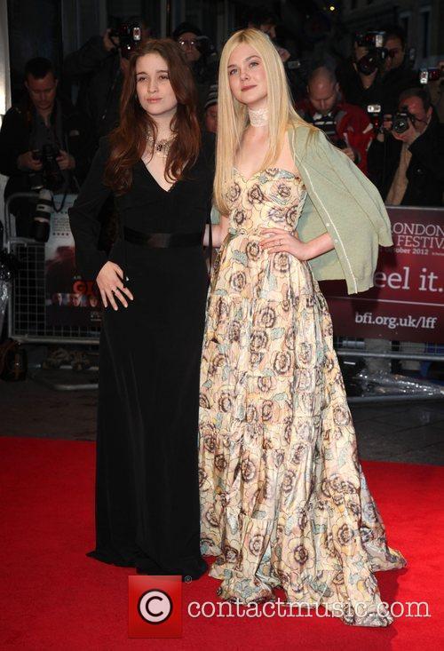 Alice Englert and Elle Fanning 11