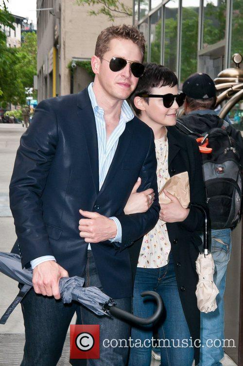 Ginnifer Goodwin and Dallas 2