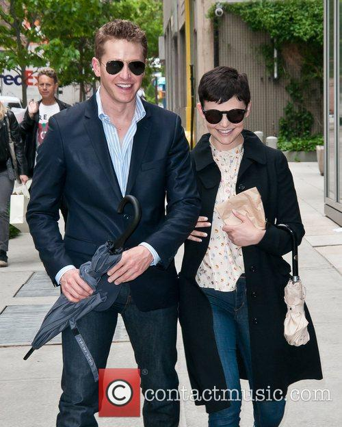 Ginnifer Goodwin and Dallas 3